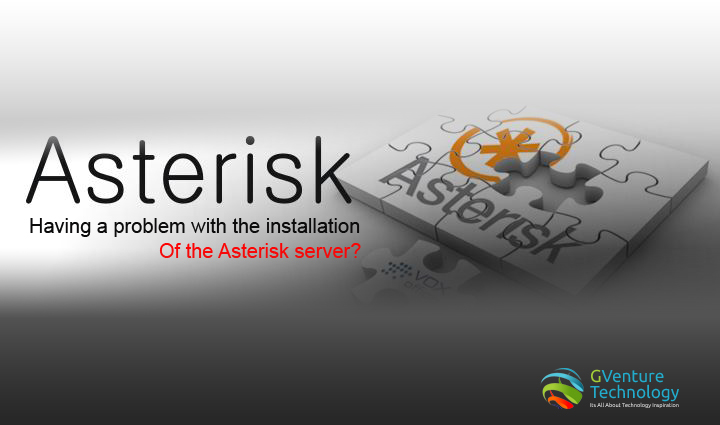 Having a problem with the installation of the Asterisk server? Read us for a simple procedure.