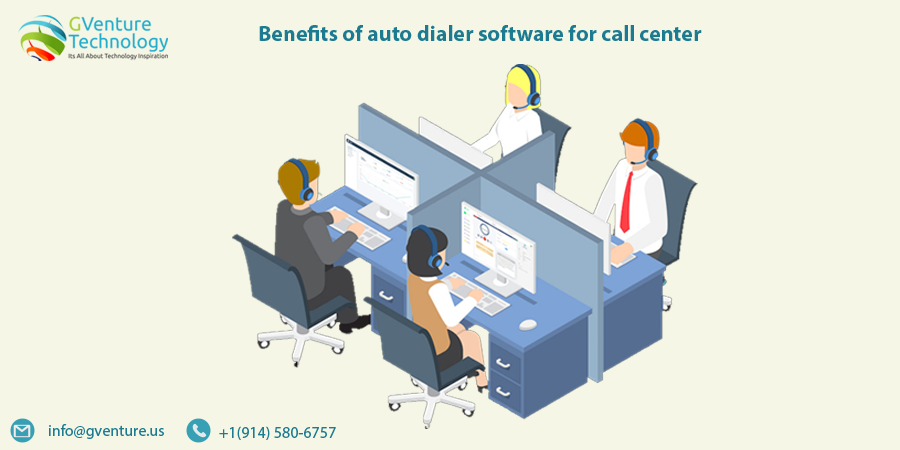 5 benefits of auto Dialer software for call center
