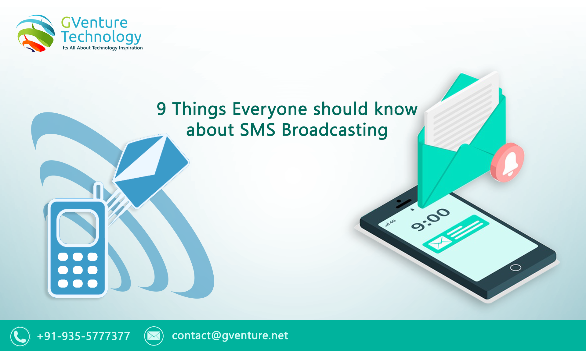 9 Things Everyone should know about SMS Broadcasting